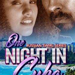 One Night in Cuba BOOK COVER